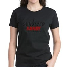 I Survived Sandy (just barely) Tee