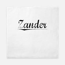 Zander, Vintage Queen Duvet