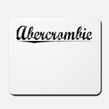 Abercrombie, Vintage Mousepad