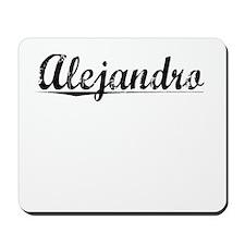 Alejandro, Vintage Mousepad