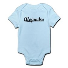Alejandro, Vintage Infant Bodysuit