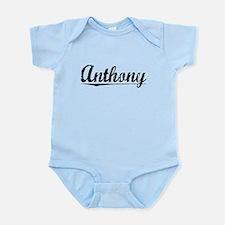 Anthony, Vintage Infant Bodysuit