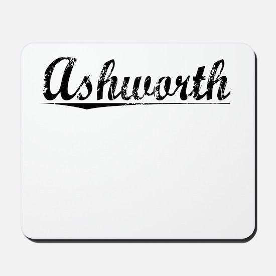Ashworth, Vintage Mousepad