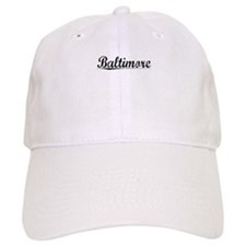Baltimore, Vintage Baseball Cap