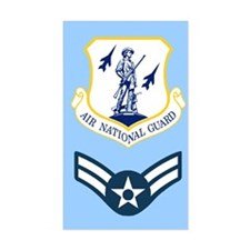 Airman First Class<BR> Decal