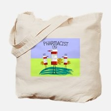 PHARMACIST BRID TOTE 2.PNG Tote Bag