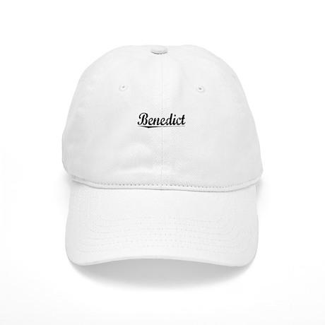 Benedict, Vintage Cap