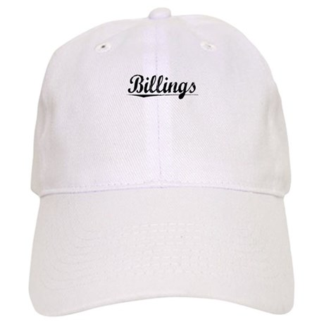 Billings, Vintage Cap