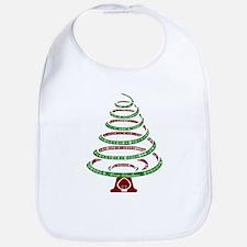 Christmas Tree Bib
