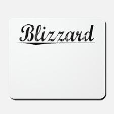 Blizzard, Vintage Mousepad