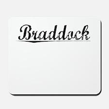 Braddock, Vintage Mousepad