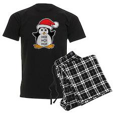Cute Christmas Penguin Pajamas
