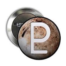 Pluto (Symbol) Button