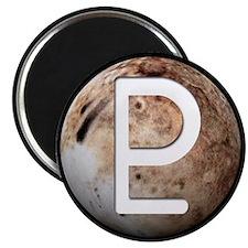 Pluto (Symbol) Magnet