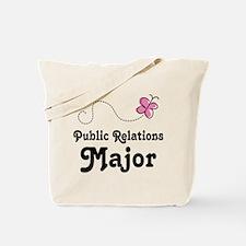 Public Relations Major Tote Bag