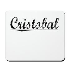 Cristobal, Vintage Mousepad