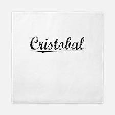 Cristobal, Vintage Queen Duvet