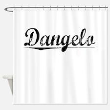 Dangelo, Vintage Shower Curtain