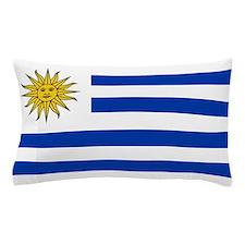 Flag of Uruguay Pillow Case