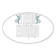Team Edward Decal