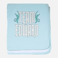 Team Edward baby blanket