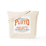 Pluto Canvas Totes