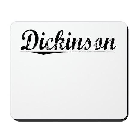 Dickinson, Vintage Mousepad
