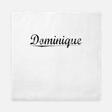 Dominique, Vintage Queen Duvet