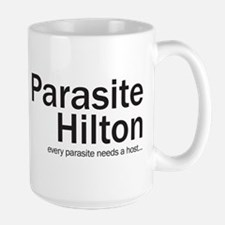 Parasite Hilton Mug