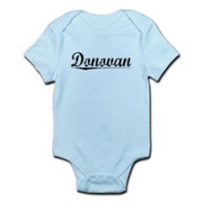 Donovan, Vintage Infant Bodysuit