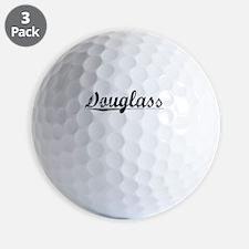 Douglass, Vintage Golf Ball