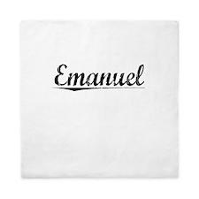 Emanuel, Vintage Queen Duvet