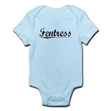 Fentress, Vintage Infant Bodysuit