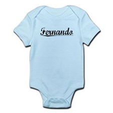 Fernando, Vintage Infant Bodysuit