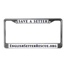 ACES License Plate Frame