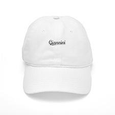 Giannini, Vintage Baseball Cap