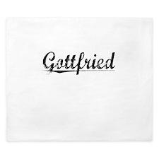 Gottfried, Vintage King Duvet
