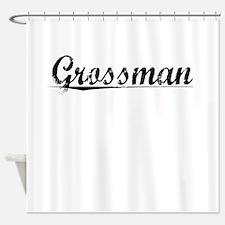 Grossman, Vintage Shower Curtain