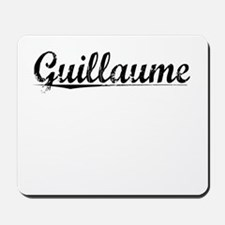 Guillaume, Vintage Mousepad