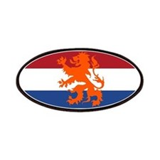 Holland Lion Patches