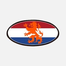 Holland Lion Patches