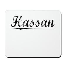 Hassan, Vintage Mousepad