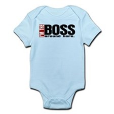 Im the Boss Infant Bodysuit
