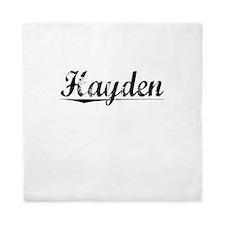 Hayden, Vintage Queen Duvet