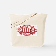 Pluto - Ninth Planet Tote Bag