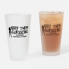 Keep Them Guessing - Support Conceal & Carry Drink