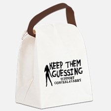 Keep Them Guessing - Support Conceal & Carry Canva