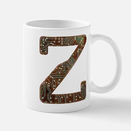 Z Circuit Mug