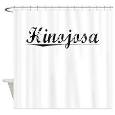 Hinojosa, Vintage Shower Curtain