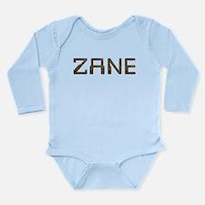 Zane Circuit Long Sleeve Infant Bodysuit